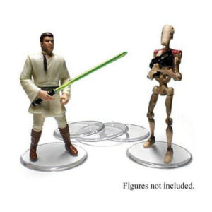 Action Figure Stands (Modern)