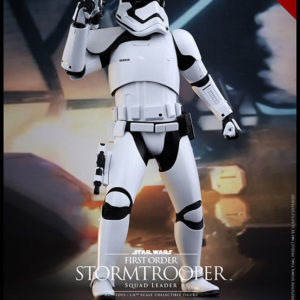 Episode VII MMS Action Figure 1/6 First Order Stormtrooper Squad