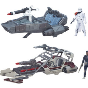 Episode VII Class II Vehicles with Figures 2015 Wave 1