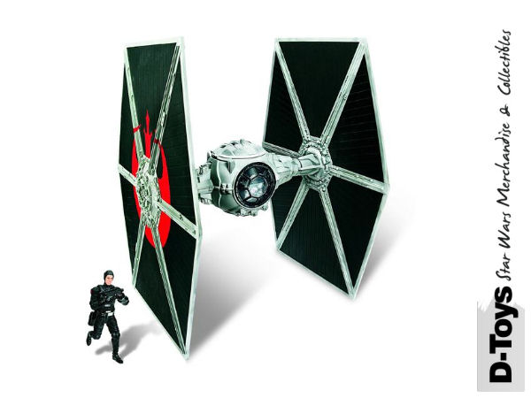 Ecliptic Evader Droid Series Pirate Version Tie Fighter