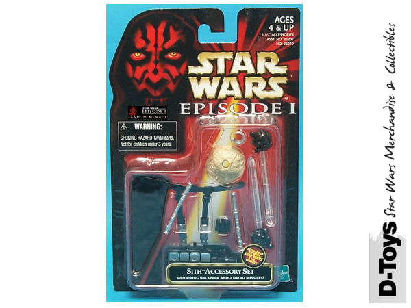Sith Accessory Set