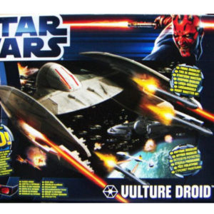 Star Wars Discover The Force 3-D Episode I Class II Vehicle Vult