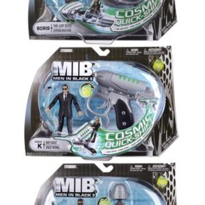 Men in Black III Cosmic Quick-Shift Figures