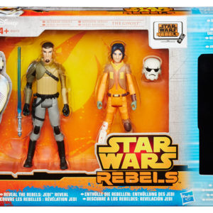 Star Wars Rebels Mission Series 3-Pack Jedi Reveal The Ghost