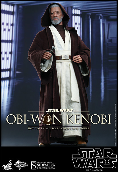 Obi-Wan Kenobi Sixth Scale Collectible Figure