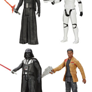 Ultimate Action Figures 30 cm 2015 Wave 1 Assortment