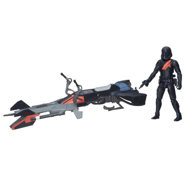 Episode VII Class I Vehicles with Figures 2015 Wave 1