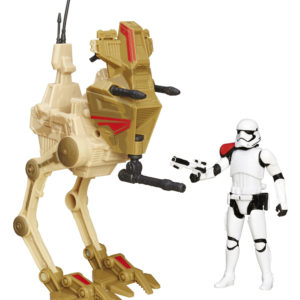 Eisode VII Vehicle with Figure 2015 Assault Walker Exclusive