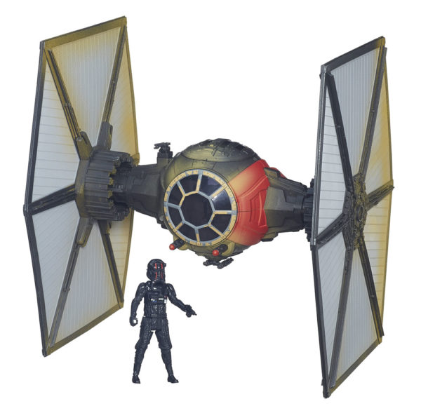 Episode VII First Order Special Forces TIE Fighter Exclusive