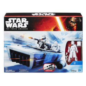 Episode VII Class II First Order Snowspeeder