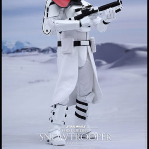 Episode VII Action Figure 1/6 First Order Snowtrooper Officer