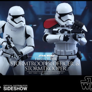 Episode VII 2-Pack First Order Stormtrooper & FOS Officer