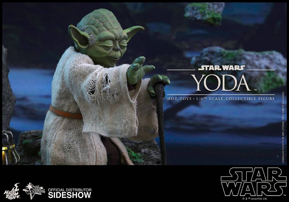 Yoda - Sixth Scale Figure