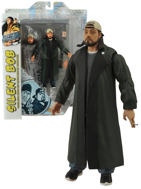 Jay Action Figure Diamond Select Toys Jay and Silent Bob Strike Back